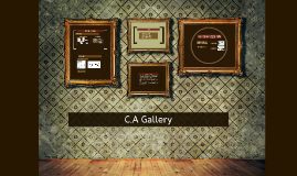C.A Gallery