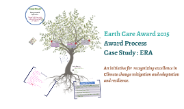 Earth Care Award 2015