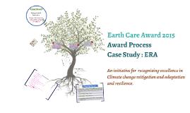 Earth Care Award 2015