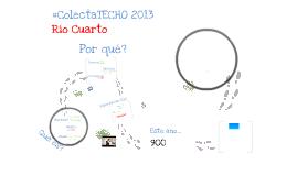 Copy of #Colecta2013 - Córdoba, Argentina
