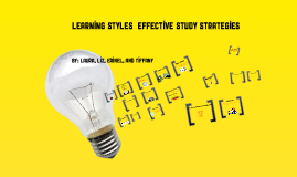 Copy of Learning Styles & Effective Study Strategies