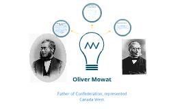 Oliver Mowat