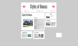 Styles of Houses