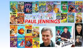 PAUL JENNINGS