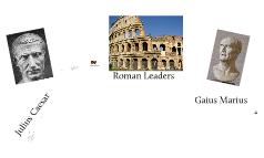 ESL Project Roman Leaders 21.5.10