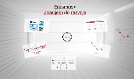 Zrinka  Erasmus+ - znanjem do razvoja