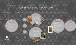 World War I and Modernism