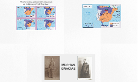 Dos historias personales cruzadas en la Guerra Civil Española