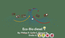 Copy of Eco-Biodiesel