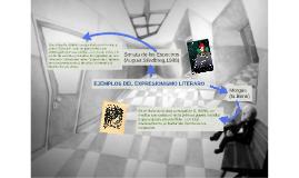 EJEMPLOS DEL EXPRESIONISMO LITERARO