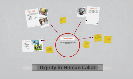 Dignity in Human Labor