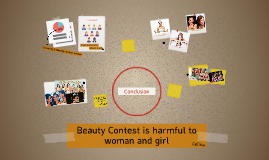 Beauty Contest is harmful