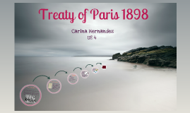 Copy of Treaty of Paris 1898