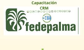 Capacitación CRM FedePalma