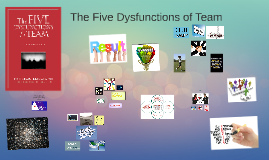 The Five Dysfunctions of Team
