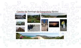 Camino de Santiago de Compostela (Spain)