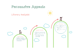 Literary Analysis: Persuasive Appeals