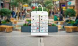 Shopping - Prezi Template