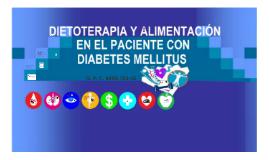 GPC IMSS 751 -  15 Dietoterapia DM