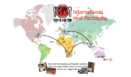 Host an International Meal Packaging Event