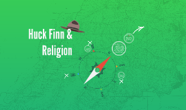 religion in huck finn Mark twain's adventures of huckleberry finn is all seen from the point of view of huck finn, a rough-and-tumble scamp by anyone's definition huck is not a character that can really be called 'pious,' but religion still shows up as a significant part of his life, and in the lives of many characters throughout the novel one way religion shows up regularly is.
