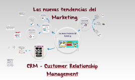 Nuevas tendencias de marketing y CRM