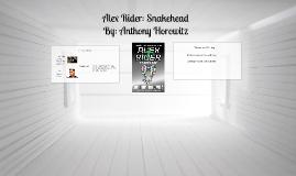 Alex Rider: Snakehead