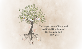 The Importance of Preschool and Child Development