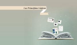 Copy of LOS PRINCIPIOS LOGICOS