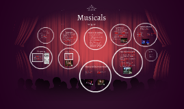 Copy of Musicals