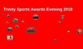 Copy of Trinity Sports Award Evening 2017