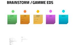 GAMME EDS