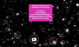 Copy of PRODUCCION MAESTRA Y PROGRAMACIÓN MAESTRA.