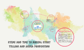 Steps and Tips to Digital Story Telling and Media Production