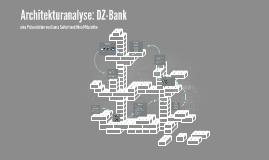 Architekturanalyse: DZ-Bank