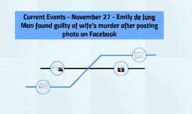 Current Events - November 27