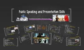 public speaking and presentation skills