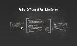 Amber DeYoung: A Portfolio Review