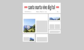 santa marta vive digital