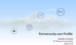 Farmersonly.com Project