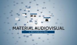 MATERIAL AUDIOVISUAL INO