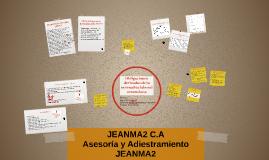 JEANMA2 Obligaciones derivadas de la normativa laboral venezolan