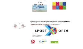 Kommunala utmaningar inom idrott och fritid