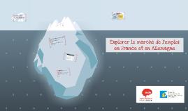 Explorer le marché de l'emploi en France et en Allemagne