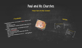 Paul and His Churches