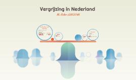 Vergrijzing in Nederland