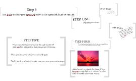Copy of Prezi Step by Step tutorial