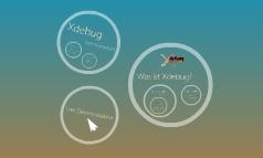 Seminararbeit - Xdebug