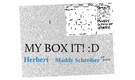 My Box it :D
