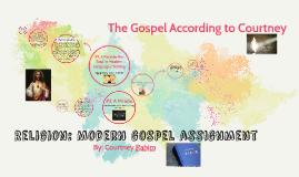 Religion: Modern gospel assignment